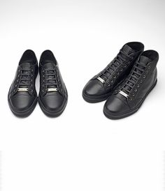 Gucci Sustainable Soles - The men's California Green sneakers – in a low or high top version.
