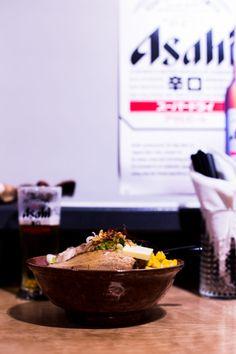 Sora Ramen Noodle soup