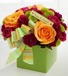 Birthday Bouquet By FTD