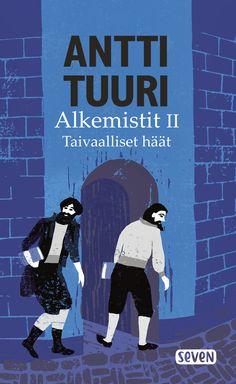 Title: Alkemistit II | Author: Antti Tuuri | Designer: Kirsti Maula