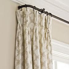Curtains Love These Wrap Around Rods Great For Long Huge Walls And When Hung As