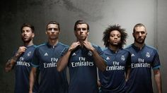 El Real Madrid estrenará frente al Malmö su tercera equipación