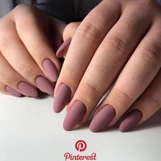 Oval nails are one of the most classical nail shapes. Oval nails are quite popul., Oval nails are one of the most classical nail shapes. Oval nails are quite popular in today's fashion world. Various color combinations play an import. Classy Nails, Stylish Nails, Trendy Nails, Simple Nails, Sophisticated Nails, Classy Almond Nails, Colorful Nail Designs, Gel Nail Designs, Nails Design