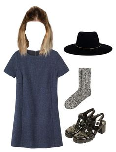 """""""All we do"""" by thottieb ❤ liked on Polyvore featuring Toast, H&M, Zimmermann and Topshop"""