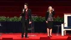 Aaron & Amanda Crabb - He Looked Beyond My Faults John Hagee Ministries / YouYube