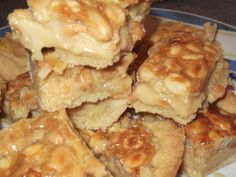 Nut-caramel bliss