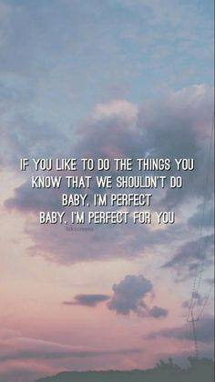 """Perfect :One Direction. If you love and you are also a directioner like me I'm sure you would also want them to stay together and keep the ban """"Perfect""""🤗❤️💙💜 Perfect One Direction Lyrics, One Direction Quotes, One Direction Imagines, Cool Lyrics, Music Lyrics, Shawn Mendes, Best Lyrics Quotes, 1d Quotes, Music Quotes"""