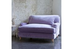 Rachel Ashwell Shabby Chic Couture Portobello Chair and 1/2