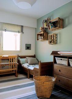 Oikotie - Kotiin – Blogit | KOTIKIIKARISSA – Lastenhuoneen sisustus kierrätyskalustein