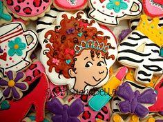 Cookies - Fancy Nancy