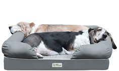 MEMORY FOAM base for superior overall comfort, reduced joint pain and improved health, mobility, & energy.