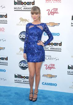 Billboard Music Awards Fashion: Best 2013 Teen Celeb Style Moments, From Ariana Grande To Justin Bieber....Taylor Swift