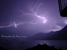 Take care if you would like to take the risk for best shot of Lightning. This time I really took the Biggest Risk of My Life, it came direct in front of me. An estimated 24,000 people are killed by lightning strikes around the world. Photography By Ramy Hosny https://www.facebook.com/ramy.hosny.art
