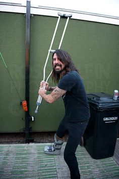 Dave Grohl. ph:Ross Halfin