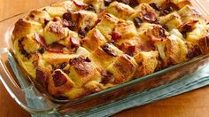 Bacon and Date Cinna