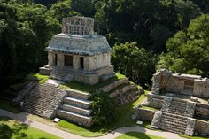 Intriguing lost cities around the world _ palenque, Mexico