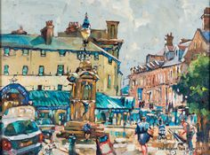 Buxton Shopping - Glenn Wright