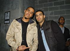 J. Cole and Drake sweet baby Jesus