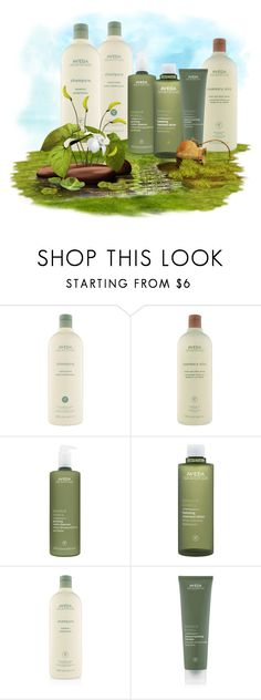 """My Favorite Beauty Products..."" by marvy1 ❤ liked on Polyvore featuring beauty and Aveda"
