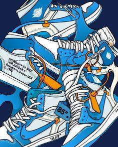 Jordan Shoes Wallpaper, Sneakers Wallpaper, Blue Jordans, Air Jordans, Bo Jackson Shoes, Cool Nike Wallpapers, Best Nike Running Shoes, Air Jordan 1 Unc, Hype Wallpaper