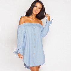 Image result for off shoulder summer dresses