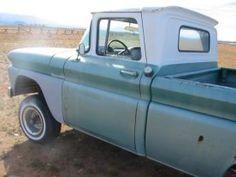 1960 Chevy-dream truck