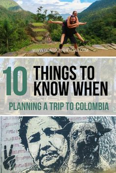 10 Things to Know When Planning a Trip to Colombia | South America Travel | Adventure Travel | Backpacking Colombia | Top Tips | Best Advice