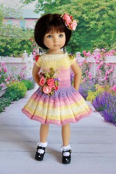 OOAK OUTFIT FOR DOLLS 13''