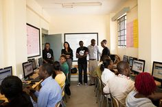 How Sama's New Initiatives Aim To Help Workers In The U.S. And Africa Find Meaningful Work   Fast Company   Business + Innovation