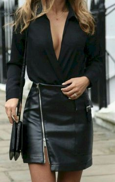 57 Fabulous Black Outfits for Women to Try  Women    fabulousblack   outfitsforwomentotry 5fe13b1fc661