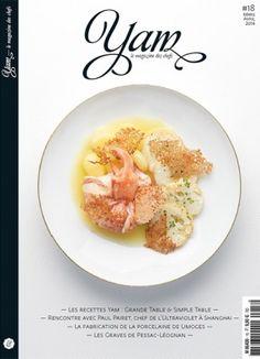 Yam - Le magazine des chefs