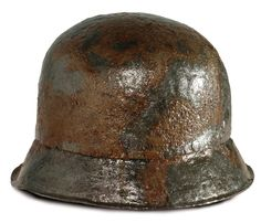 Wilnsburg Kettle Hat. Prior to 1233.
