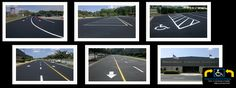 how Road Striping Works Fern Park, Altamonte Springs, Bay Lake, Lake Buena Vista, Forest City, Winter Park, Parking Lot, Winter Garden, Castle