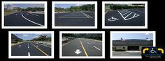 how Road Striping Works Fern Park, Altamonte Springs, Bay Lake, Lake Buena Vista, Forest City, Winter Park, Parking Lot, Winter Garden, Castle