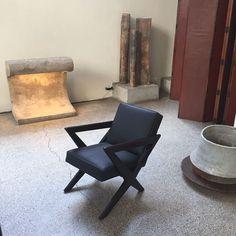 Pierre Jeanneret Le Corbusier Inventaire Mobilier Chandigarh - Éric Touchaleaume