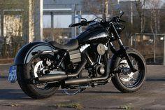 Harley Davidson Dyna, Harley Dyna, Harley Davidson Street, Harley Street Bob, Bobber Bikes, Bobber Chopper, Motorcycles, Ducati, Dirt Bike Girl
