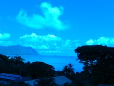 This is why I live in Kaneohe