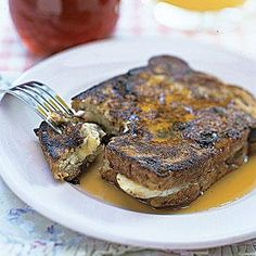 myrecipes com banana stuffed french toast banana stuffed french toast ...