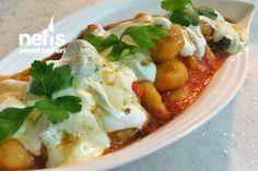Fellah Köfte (Tam Kıvamlı Çok Lezzetli) Potato Salad, Cauliflower, Potatoes, Chicken, Vegetables, Ethnic Recipes, Food, Easy Meals, Cauliflowers