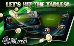 Live Holdem Poker Pro, Android market best android games download free android apps