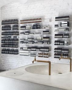 Every time Im in Oslo I have to stop by this lovely aesop store in Prinsens gate visitoslo snhetta aesopstore
