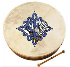 Waltons Bodhran- Children of Lir. Not a dance dress, obviously, but an exceptional swan image for inspiration when designing a swan dress. Celtic Music, Celtic Symbols, Celtic Art, Celtic Knots, Bodhran Drum, Tin Whistle, Celtic Mythology, Irish Art, Irish Celtic