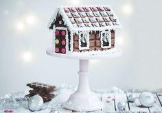Så gör du ett chokladhus!