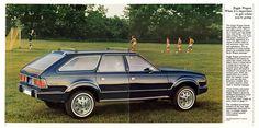 1984 AMC Eagle Wagon - The Original Subaru Outback
