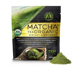 Matcha Green Tea Powder Organic Japanese Premium Culinary Grade USDA Vegan Certified 106 oz Perfect for Baking Smoothies Latte Iced Tea Herbal Teas Gluten Sugar Free * Check this awesome product by going to the link at the image. Organic Matcha Green Tea, Matcha Green Tea Powder, Best Green Tea Brand, Best Matcha, Green Tea Face, Matcha Benefits, Health Benefits, Tea Benefits, Thing 1