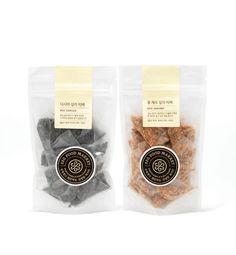 Packaging design for SSG Food Market i Seoul by Mucca Design Chip Packaging, Packaging Snack, Spices Packaging, Packaging Stickers, Brand Packaging, Food Branding, Food Packaging Design, Packaging Design Inspiration, Plastic Bag Packaging