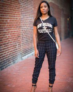 New Orleans Saints // Football Fashion