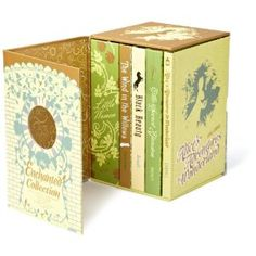 The Enchanted Collection: Black Beauty, Little Women, The Secret Garden, Alice in Wonderland, The Wind in the Willows (The Heirloom Collection) this version $59.99 on Amazon