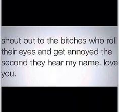 Shout out