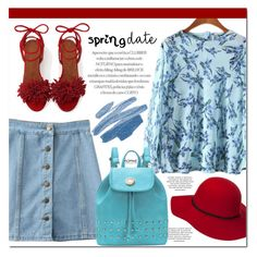 """""""S  p r i n g"""" by jenny007-281 ❤ liked on Polyvore"""